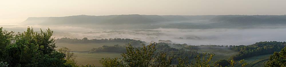 Dan Traun - Whitewater River Valley Sunrise