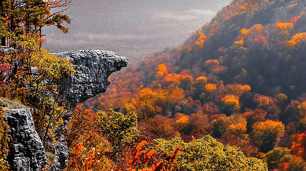 Whitiker Point by Garett Gabriel