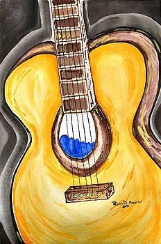 Who Dat Blues by Ryan D Merrill