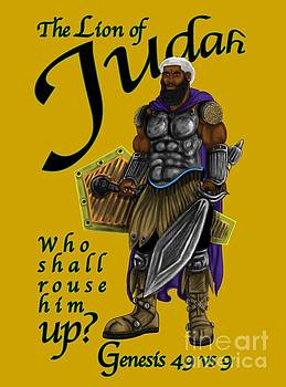 Who Shall Rouse Judah by Robert Watson