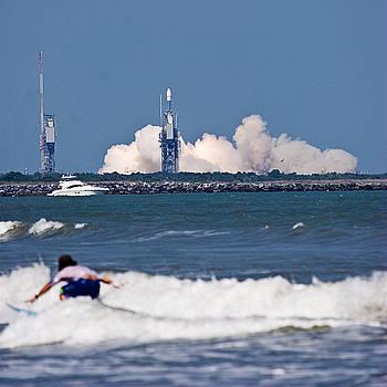 Whoah Dude It's A Rocket by Ron Dubin