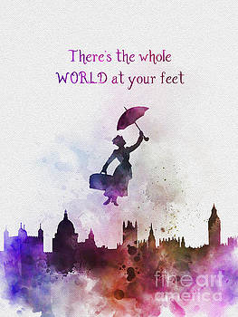 Whole World At Your Feet by My Inspiration
