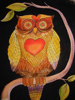 Whooo Loves You by Lou Cicardo
