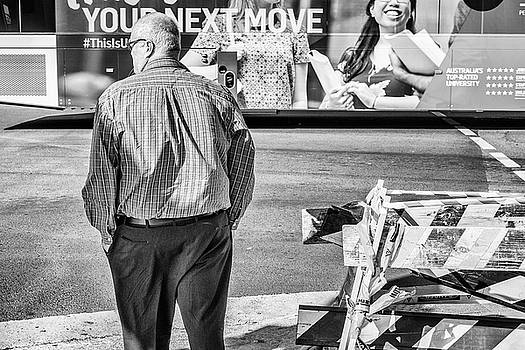 Whose Next Move by Paul Donohoe