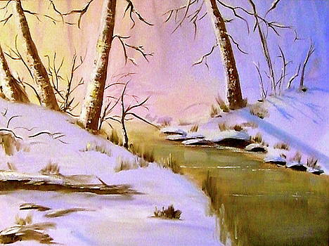 Whose Woods These Are by Patsy Walton