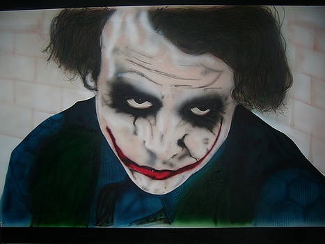 Why So Serious by Charlie Cordova