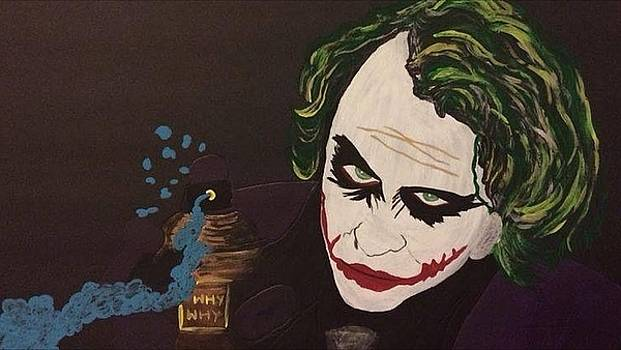 Why so serious by Surbhi Grover