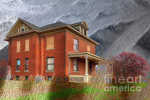 Larry Braun - Wichterich House