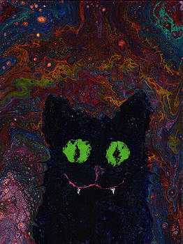 Wicked Kitty by Catherine G McElroy
