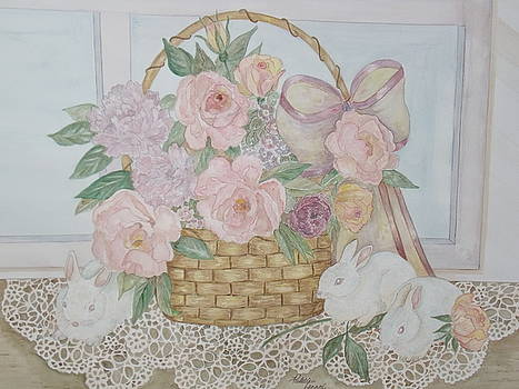 Wicker and Old Lace by Patti Lennox