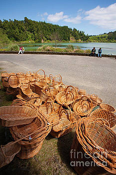 Gaspar Avila - Wicker baskets for sale