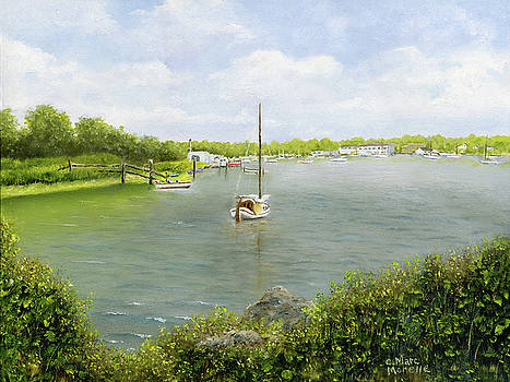 Wickford Cove by Marc Morelle