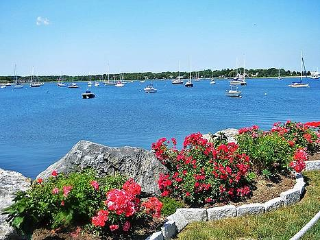 Wickford,Rhode Island by Diane Valliere