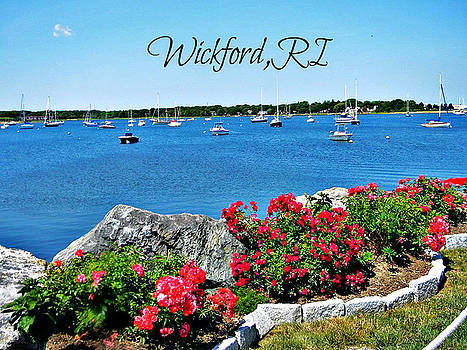 Wickford,RI by Diane Valliere