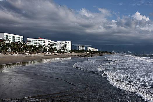 Reimar Gaertner - Wide beach of Nuevo Vallarta at Vidanta near Puerto Vallarta