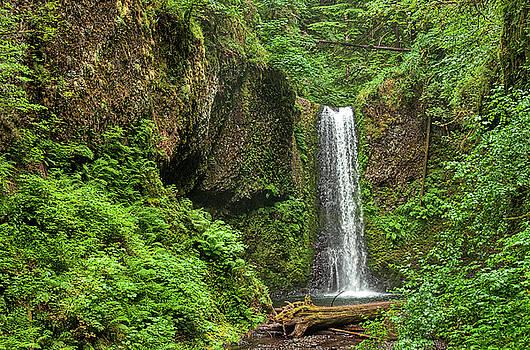 Wiesendanger Falls by Ken Aaron
