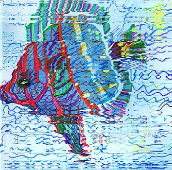 Anne-elizabeth Whiteway - Wiggly Waggly Fishy