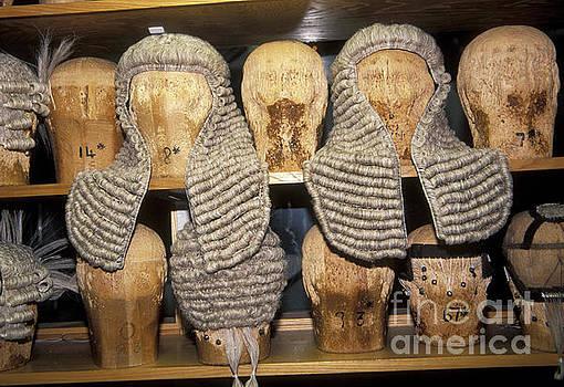 Wigs by Paul Felix