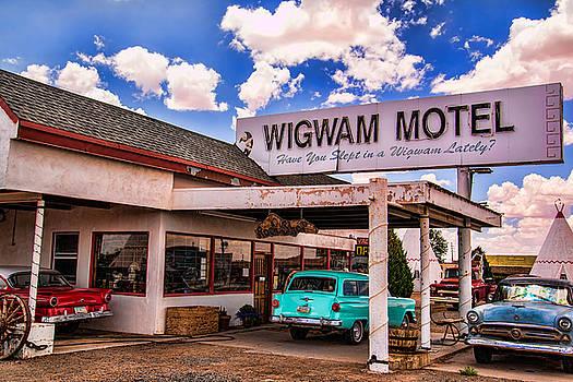 Wigwam Village #6 by Robert Brusca