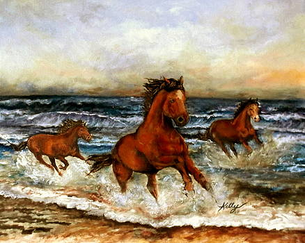 Wild and Free by Kathleen Kelly Thompson