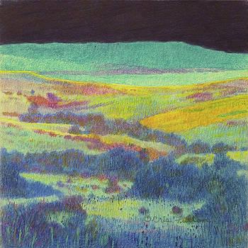 Wild Blue Dakota Yonder Dream by Cris Fulton