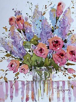 Wild Bouquet by Joyce Hicks