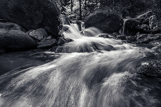 wild creek in Harz, Germany by Andreas Levi