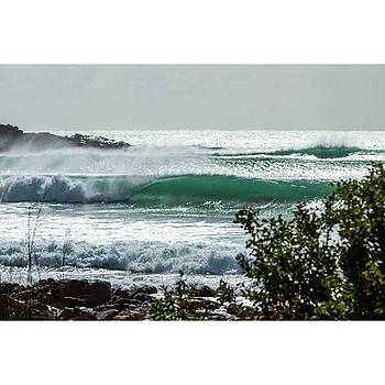 Wild Day In The West Today🌊, But by Mik Rowlands