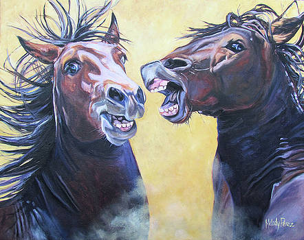 Wild Debate by Melody Perez