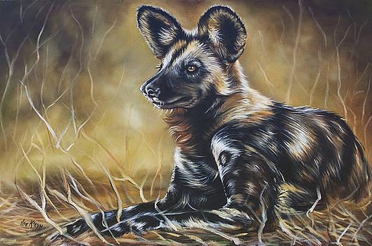 Ilse Kleyn - Wild dog