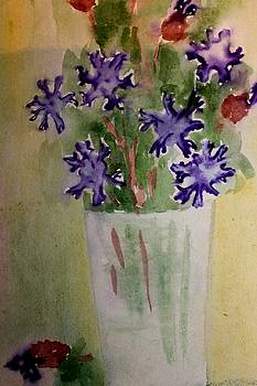 Wild Flowers by Elena Buftea