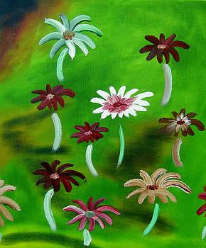 Wild Flowers by Ivan Rijhoff