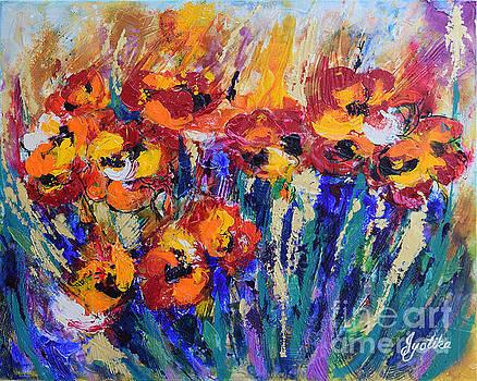 Wild Flowers by Jyotika Shroff