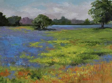 Wild Flowers by Maralyn Miller