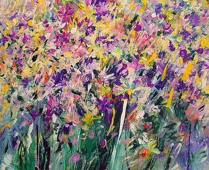 Wild flowers by Mario Zampedroni
