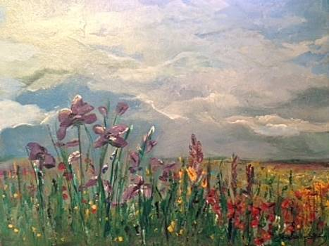 Wild Flowers by Sarah Nell-Griffin
