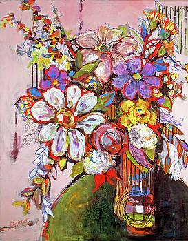 Wild Flowers by Sharon Furner