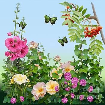 Wild Garden by Ivana Westin