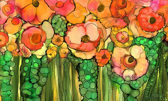 Wild Golden Poppies by Carol Cavalaris