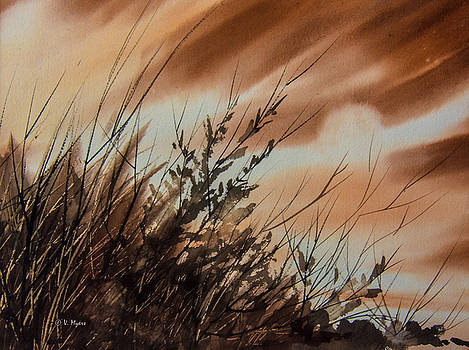 Blowing in the Wind by Vickie Myers