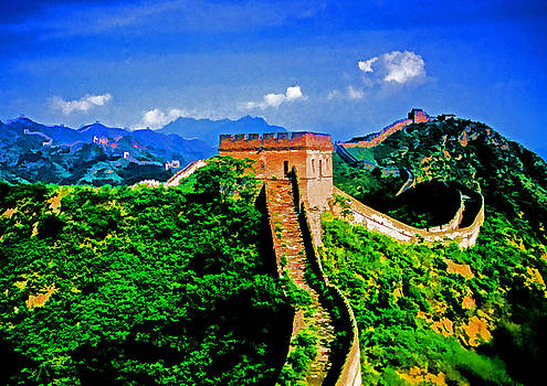 Dennis Cox ChinaStock - Wild Great Wall