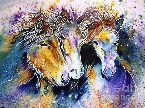 Wild Horses by Donna Martin