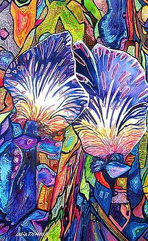 Wild Iris by Lelia DeMello