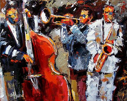 Wild Jazz by Debra Hurd