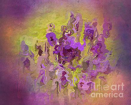 Wild Lavender by Clive Littin