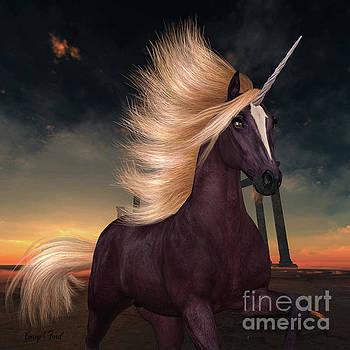 Corey Ford - Wild Liver Chestnut Unicorn