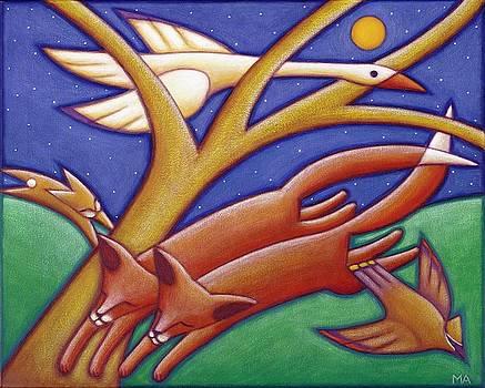 Wild Night by Mary Anne Nagy