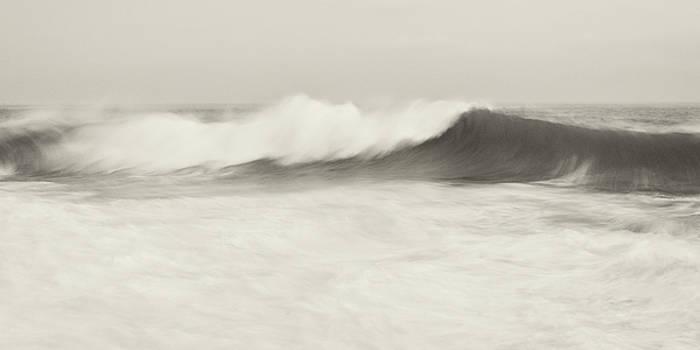 Wild Ocean Waves by Nazeem Sheik