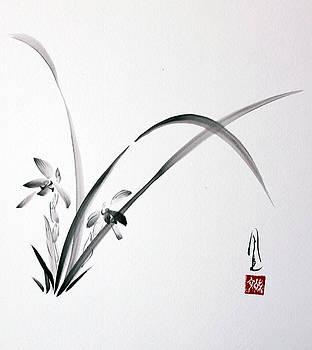 Wild Orchid by Fumiyo Yoshikawa