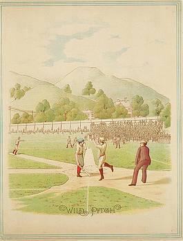 Ricky Barnard - Wild Pitch Our National Game Series 1887